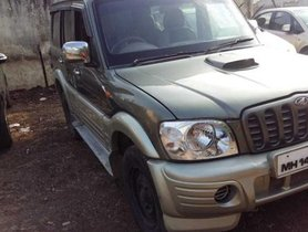 2007 Mahindra Scorpio Version 2.6 CRDe MT for sale in Pune