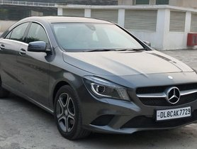 Mercedes-Benz CLA 2015-2016 200 CGI AT for sale in New Delhi
