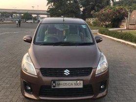 2014 Maruti Suzuki Ertiga Version VXI MT for sale at low price in Mumbai