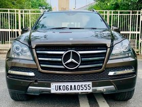 2013 Mercedes Benz GL-Class 350 CDI Luxury AT 2007 2012 for sale at low price in New Delhi