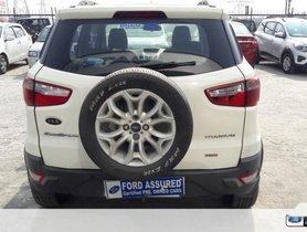 2014 Ford EcoSport Version 1.5 TDCi Titanium MT for sale in Siliguri