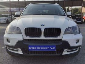 Used BMW X5 AT for sale in Hyderabad