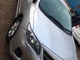 Used Toyota Corolla Altis Version Aero D 4D J MT car at low price in Ghaziabad