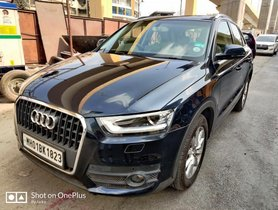 Audi Q3 2012-2015 2013 AT for sale in Pune