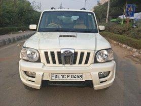 Used 2013 Mahindra Scorpio MT for sale in New Delhi
