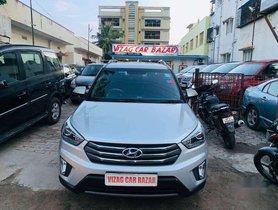Used Hyundai Creta MT for sale in Visakhapatnam