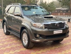 Toyota Fortuner 2011-2016 4x2 4 Speed AT for sale in New Delhi