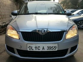 Skoda Fabia 2010-2015 1.2 MPI Ambition Plus MT  in New Delhi