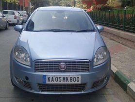 Used Fiat Linea Emotion MT 2011 in Bangalore