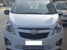 Chevrolet Beat Diesel LT MT 2012 for sale in Mumbai