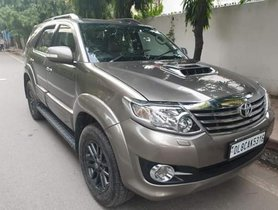 Toyota Fortuner 2011-2016 4x2 MT TRD Sportivo for sale in New Delhi