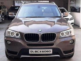 Used 2012 BMW X3 xDrive 20d Luxury Line AT for sale in New Delhi