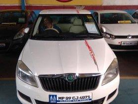 Skoda Fabia 2011 MT for sale in Indore