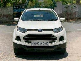 Ford EcoSport 2013-2015 1.5 DV5 MT Trend for sale in New Delhi