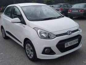2014 Hyundai Xcent 1.2 Kappa S MT for sale in Faridabad