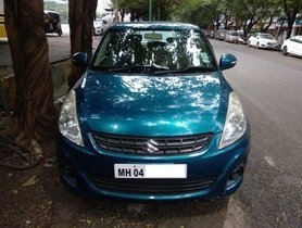 Maruti Suzuki Dzire Version VDI MT 2014 in Thane