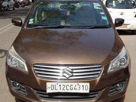 Maruti Ciaz 2014-2017 ZDi MT for sale in New Delhi