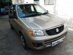 2012 Maruti Suzuki Alto K10 VXI MT for sale at low price in Nagpur
