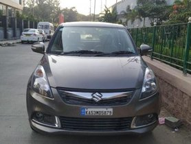 Used Maruti Suzuki Dzire ZXI MT car at low price in Bangalore