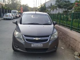 Chevrolet Sail Hatchback 1.2 LS MT 2012 in Bangalore