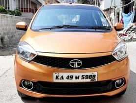 2017 Tata Tiago 1.05 Revotorq XZ MT for sale at low price in Bangalore