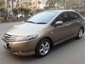 Used 2010 Honda City Version 1.5 V MT for sale in Mumbai