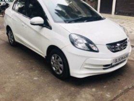 Used Honda Amaze SX i VTEC MT car at low price in New Delhi