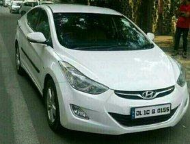 Hyundai Elantra 2012-2015 CRDi SX AT for sale in New Delhi