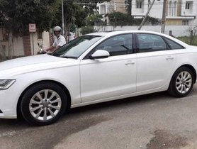 Audi A6 2011-2015 2.0 TDI AT for sale in Coimbatore