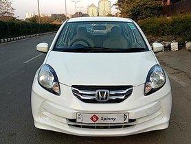Honda Amaze Version S i-Vtech 2014 MT for sale in New Delhi