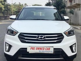 2016 Hyundai Creta 1.6 CRDi AT SX Plus for sale at low price in Surat