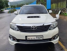 Toyota Fortuner 2011-2016 4x2 AT for sale in Thane