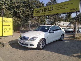 Mercedes Benz C-Class 2011 Version 220 CDI AT for sale in Pune