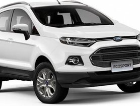 2017 Ford EcoSport Version 1.5 TDCi Titanium MT for sale at low price in Coimbatore