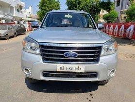 Ford Endeavour Hurricane LE, 2009, Diesel MT for sale in Ahmedabad
