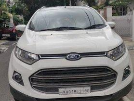 Ford EcoSport 2013-2015 1.5 DV5 MT Titanium for sale in Bangalore