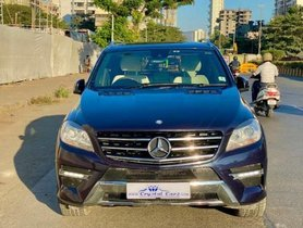 Mercedes-Benz M-Class ML 350 4Matic AT for sale in Mumbai