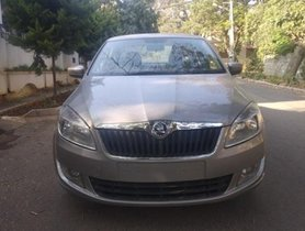 Used 2015 Skoda Rapid 1.5 TDI AT Ambition for sale in Bangalore