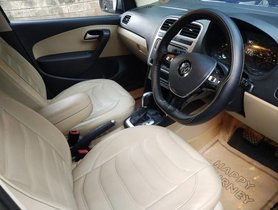 Used Volkswagen Ameo 1.5 TDI Highline AT 2018 in Pune