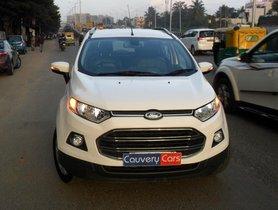 Ford EcoSport 1.0 Ecoboost Titanium Plus MT for sale in Bangalore