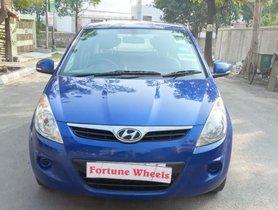 2011 Hyundai i20 Version 1.2 Sportz Option MT for sale in Kolkata