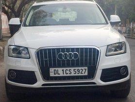 Used Audi Q5 2.0 TDI Premium Plus AT car at low price in New Delhi