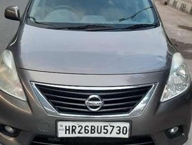 Used Nissan Sunny XV D 2012 MT for sale in Faridabad