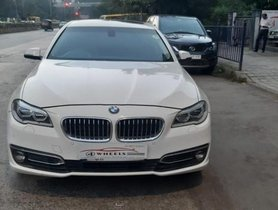 BMW 5 Series 520d Luxury Line AT 2015 in Mumbai