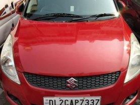 Used Maruti Suzuki Swift VDI MT car at low price in New Delhi