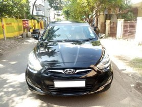 2012 Hyundai Verna 1.6 SX VTVT MT for sale at low price in Chennai