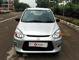 Used 2018 Maruti Suzuki Alto 800 LXI MT for sale in New Delhi