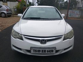 Honda Civic 2006-2010 1.8 S MT for sale in Hyderabad
