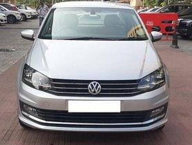 Used Volkswagen Vento  Version 1.5 TDI Highline Plus AT car at low price in Mumbai