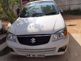 Used 2014 Maruti Suzuki Alto MT for sale in Tripura